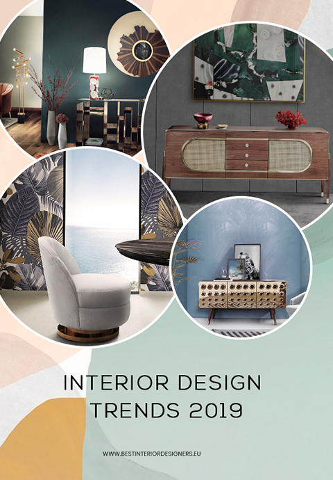 Interior Design Trends 2019 ebook trends