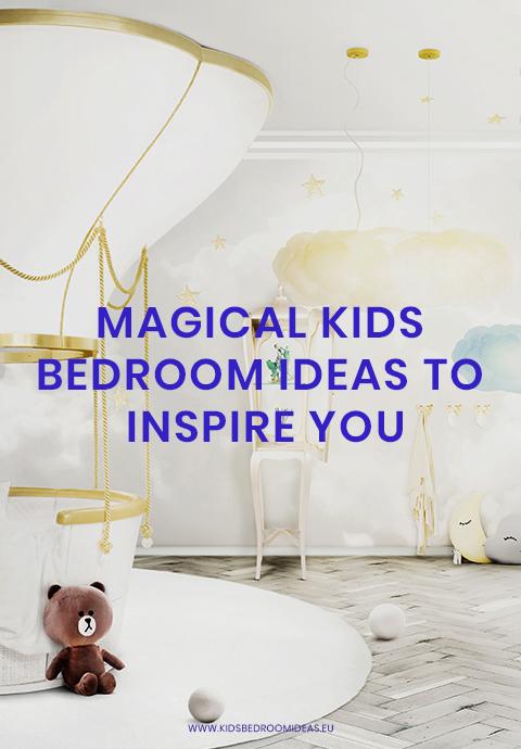 Magical Kids Bedroom Ideas img kids
