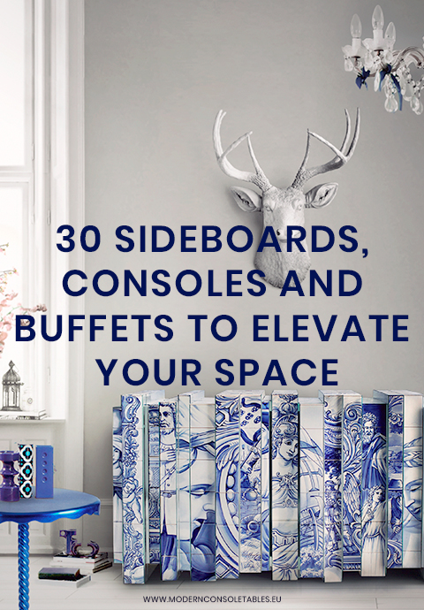 30 Sideboards, Consoles and Buffets img sideboards
