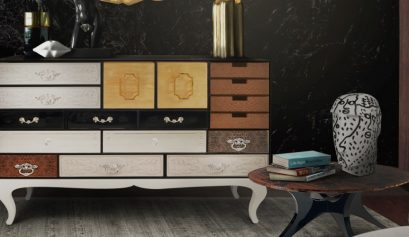 Living Space 10 Sideboards, Consoles and Buffets to Elevate Your Living Space 4 1 1 409x237