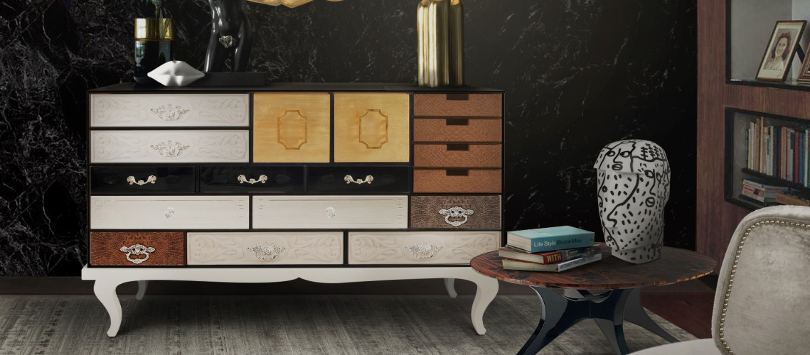 Living Space 10 Sideboards, Consoles and Buffets to Elevate Your Living Space 4 1 1