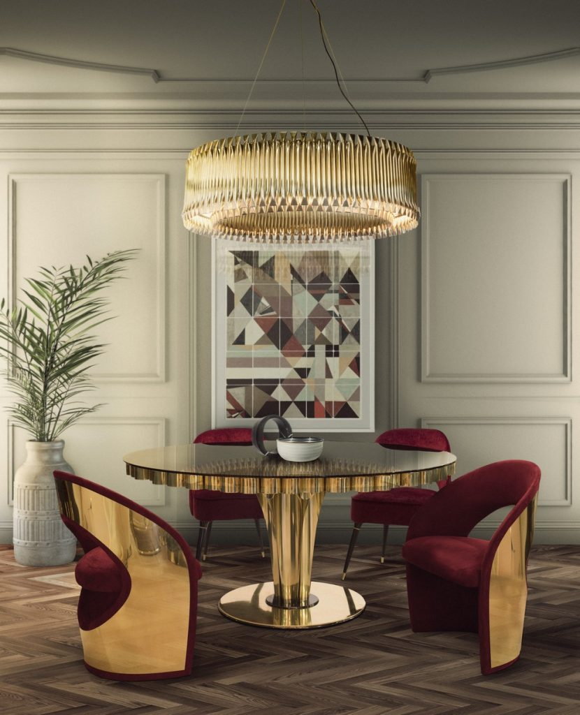 7 Incredible Dining Room Designs For 2019! Dining Room Design 7 Incredible Dining Room Designs For 2019! 7 Incredible Dining Room Designs For 2019 5