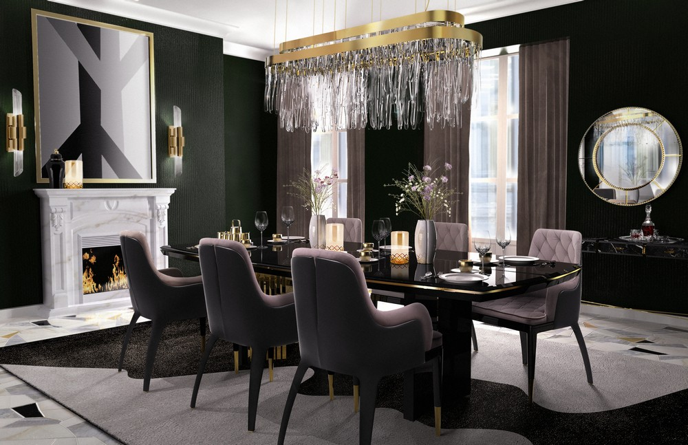 7 Incredible Dining Room Designs For 2019! Dining Room Design 7 Incredible Dining Room Designs For 2019! 7 Incredible Dining Room Designs For 2019 6