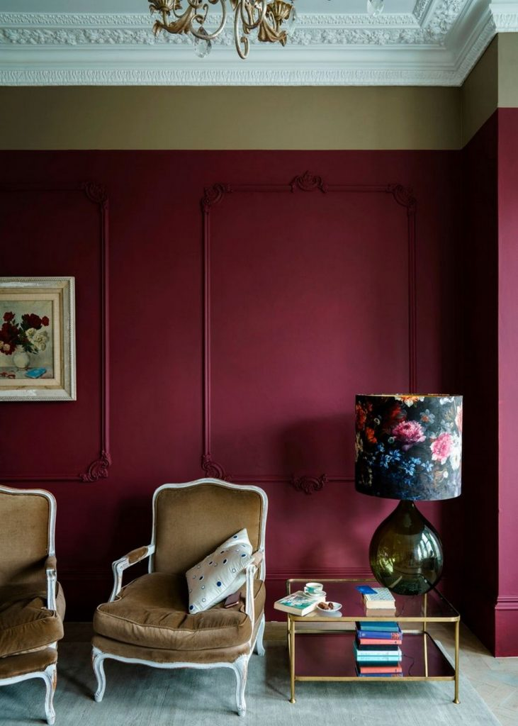 Be Inspired by the Modern and Rich Textures of the Cassis Color 2