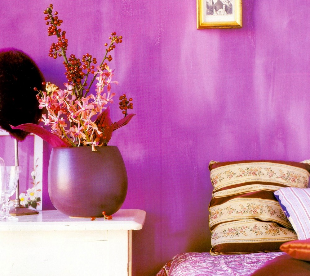 Be Inspired by the Modern and Rich Textures of the Cassis Color 3