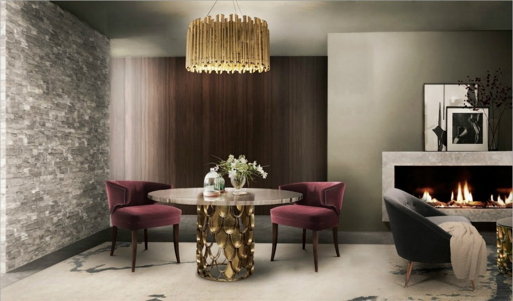 Be Inspired by the Modern and Rich Textures of the Cassis Color 9
