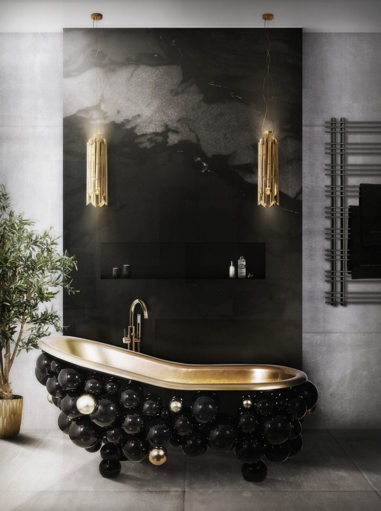 Discover the Best 2019 Bathroom Trends In Five Incredible Moodboards 2 Bathroom Trends Discover the Best 2019 Bathroom Trends In Five Incredible Moodboards Discover the Best 2019 Bathroom Trends In Five Incredible Moodboards 2