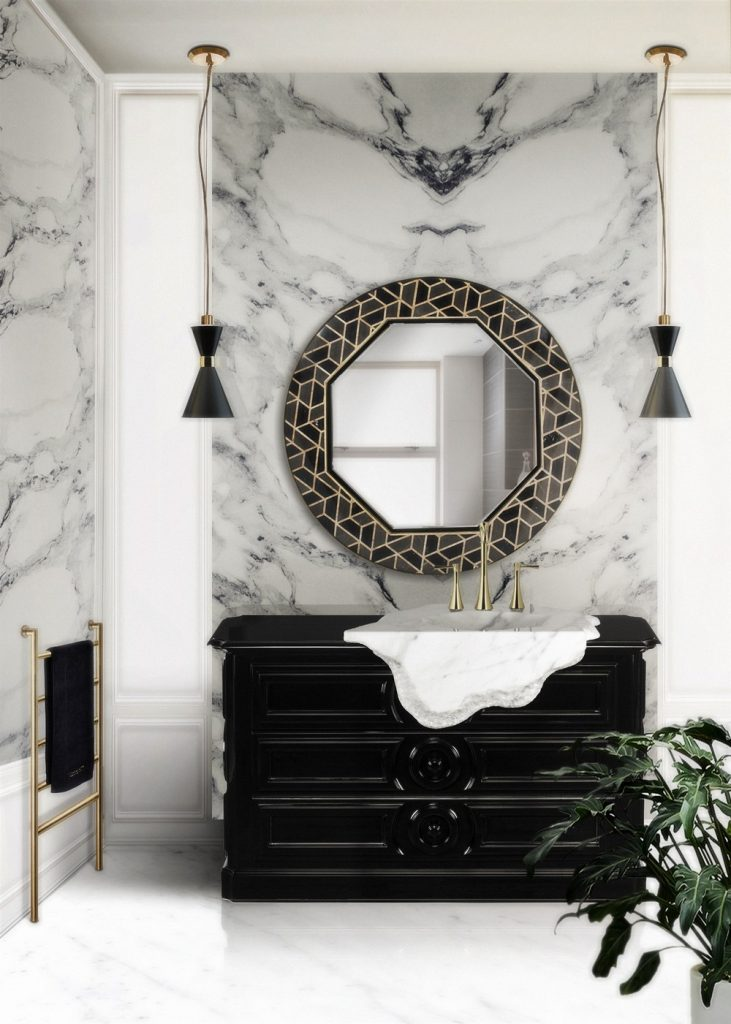 Discover the Best 2019 Bathroom Trends In Five Incredible Moodboards 5 Bathroom Trends Discover the Best 2019 Bathroom Trends In Five Incredible Moodboards Discover the Best 2019 Bathroom Trends In Five Incredible Moodboards 5