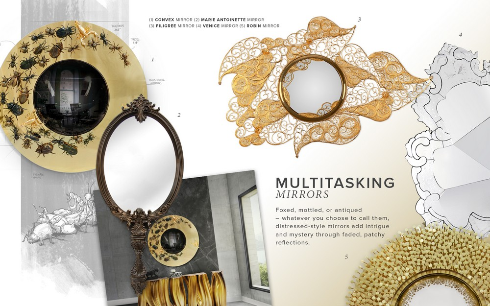 Find 5 Staggering Wall Mirror Designs in this Exhilarating Moodboard 8 wall mirror designs Find 5 Staggering Wall Mirror Designs in this Exhilarating Moodboard Find 5 Staggering Wall Mirror Designs in this Exhilarating Moodboard 8