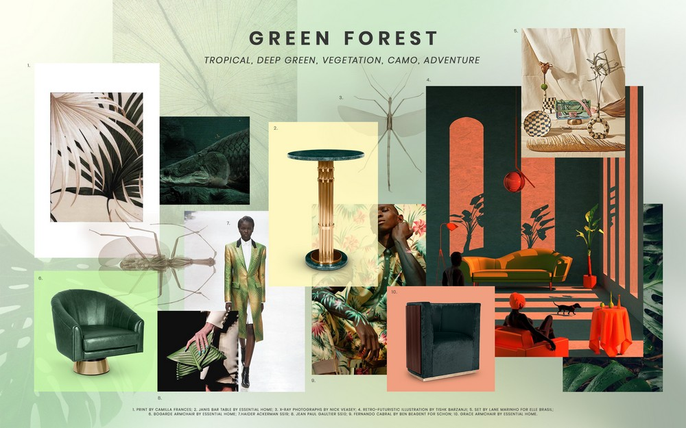 Green Forest Bound to Become the Most Adventurous Color of the Year 3 green forest Green Forest Bound to Become the Most Adventurous Color of the Year Green Forest Bound to Become the Most Adventurous Color of the Year 3