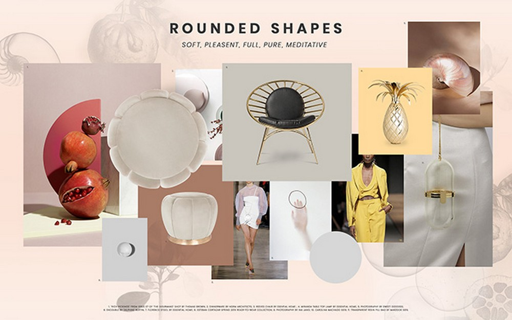 Introduce Round Shapes to Your Home Interiors for a Smoother Look 9 home interiors Introduce Round Shapes to Your Home Interiors for a Smoother Look Introduce Round Shapes to Your Home Interiors for a Smoother Look 9