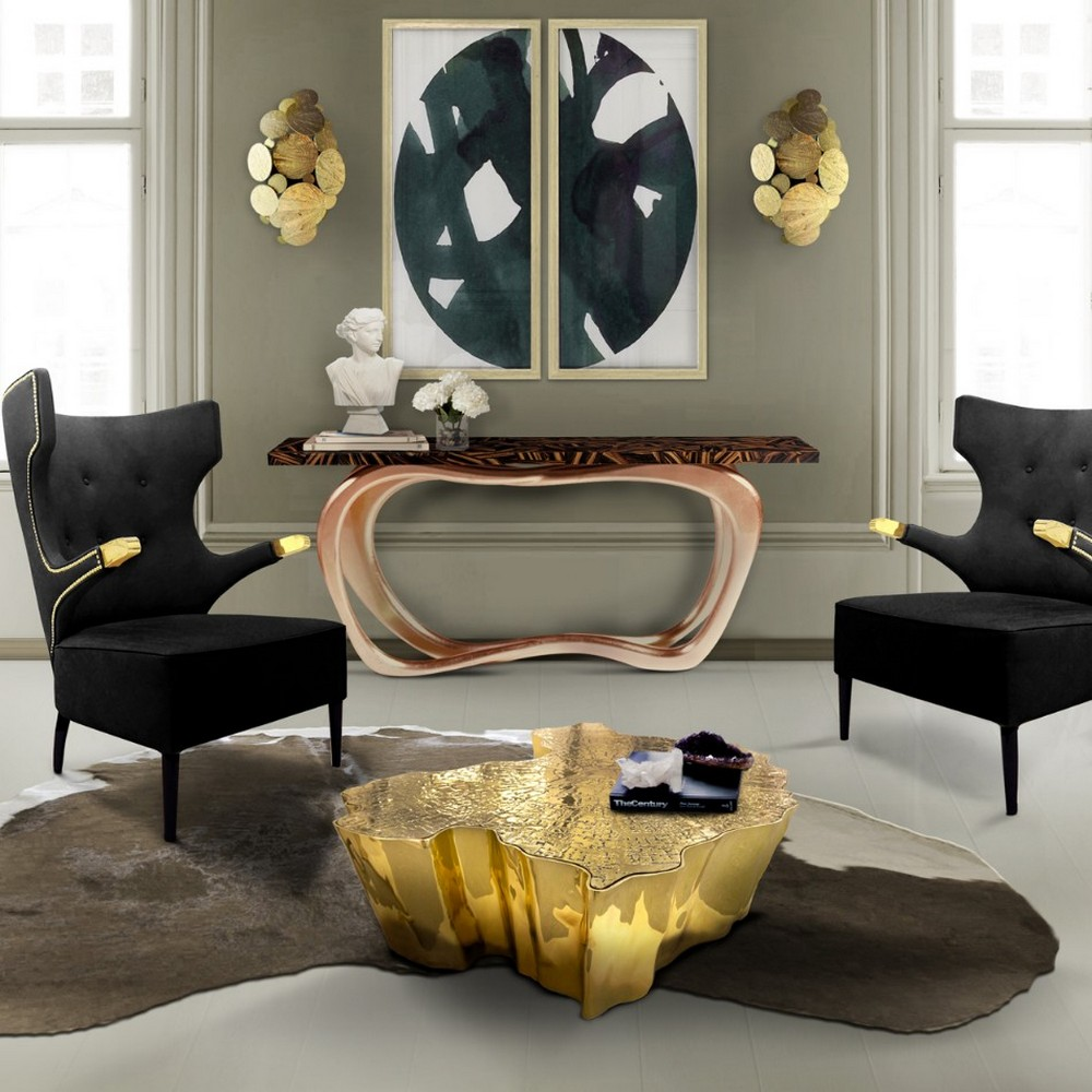 Learn the Best Ways to Introduce Gold Finishes Into Your Home Decor 1