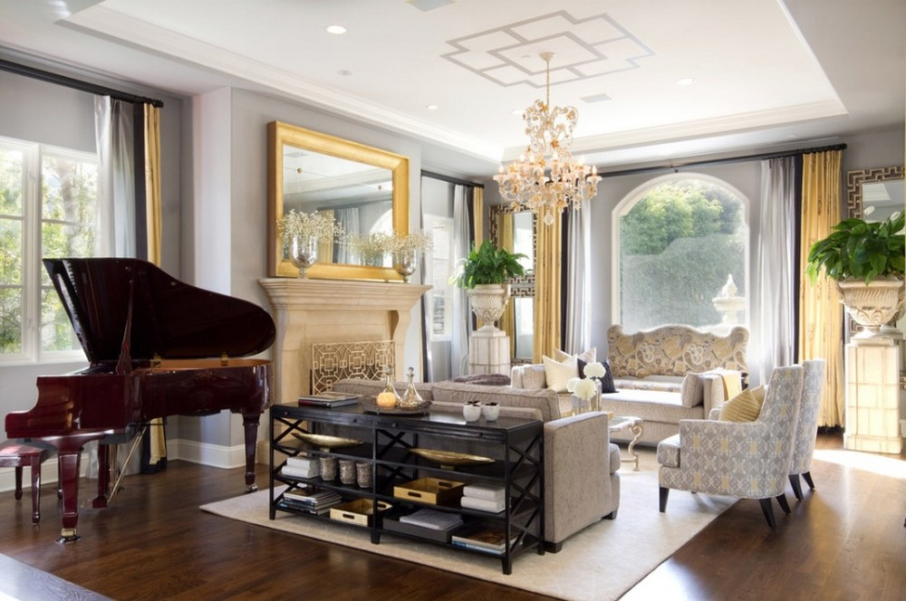 Learn the Best Ways to Introduce Gold Finishes Into Your Home Decor 2