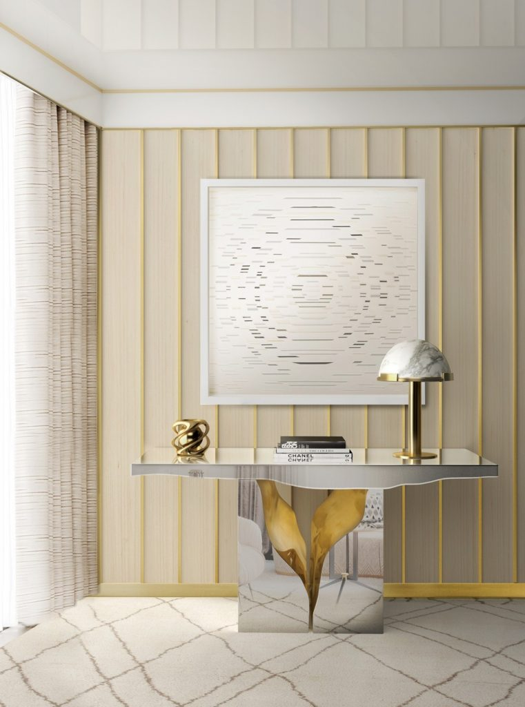 Learn the Best Ways to Introduce Gold Finishes Into Your Home Decor 7
