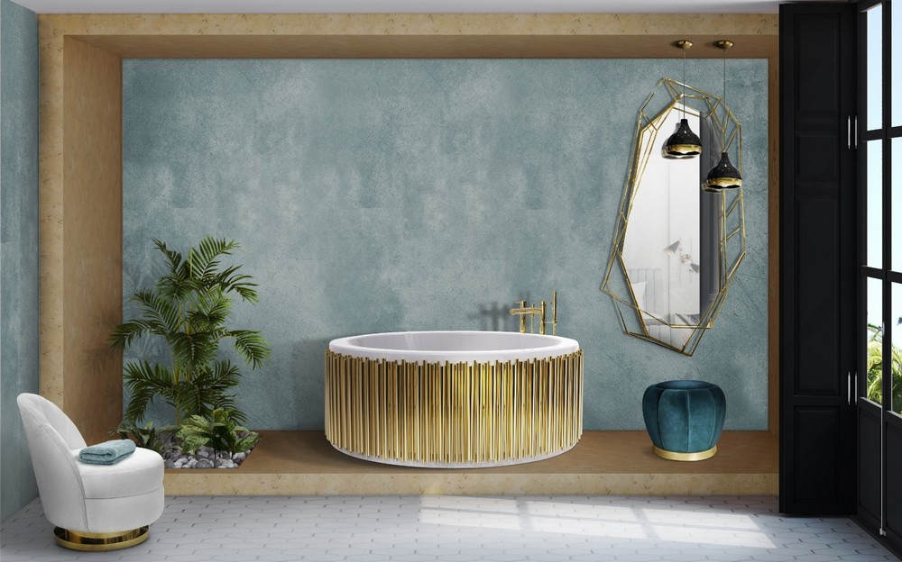 Mix Metals Is the Perfect 2019 Design Trend for Bathroom Interiors 2 bathroom interiors Mix Metals Is the Perfect 2019 Design Trend for Bathroom Interiors Mix Metals Is the Perfect 2019 Design Trend for Bathroom Interiors 3