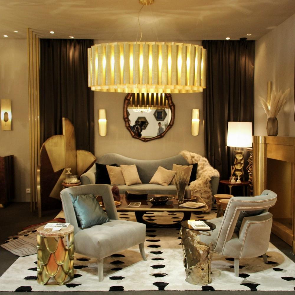 Regard the Best Interior Design Inspirations in Mellow Yellow Tones 1