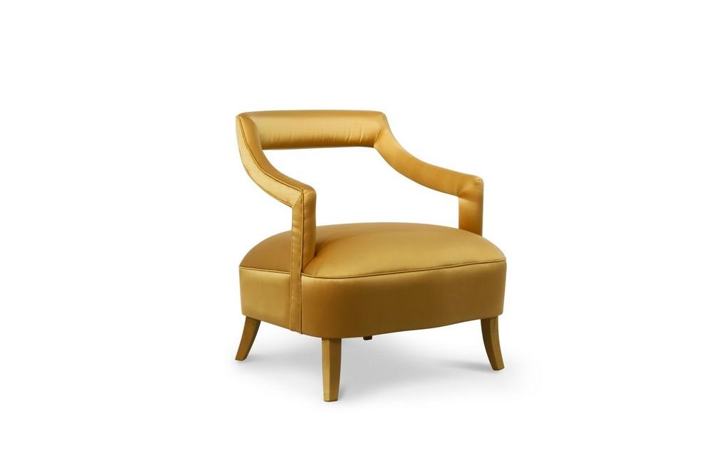 Regard the Best Interior Design Inspirations in Mellow Yellow Tones 10