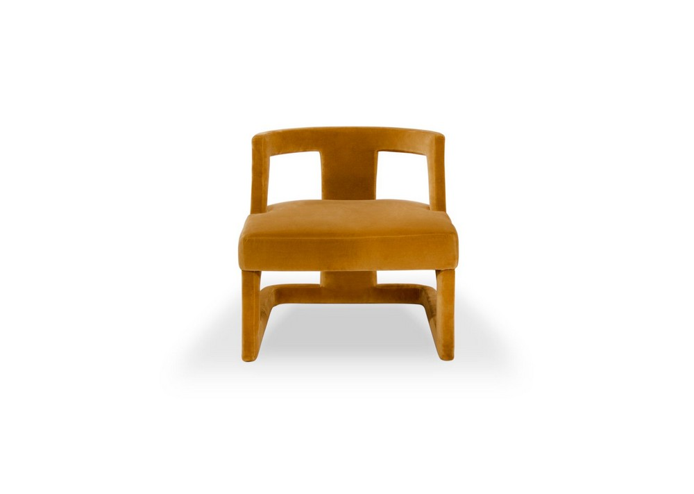 Regard the Best Interior Design Inspirations in Mellow Yellow Tones 5