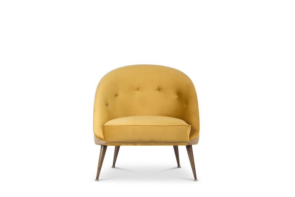 Regard the Best Interior Design Inspirations in Mellow Yellow Tones 9