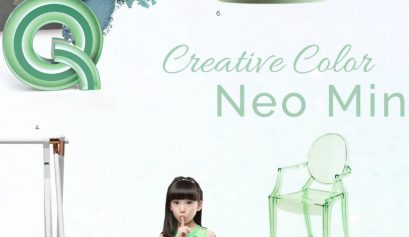 neo mint Set the Mood of Your Home Decor Using the Creativity Tones of Neo Mint featured 4 409x237