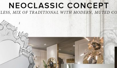Neoclassic Design Trendbook Creates Moodboard Based on the Neoclassic Design Concept featured 409x237