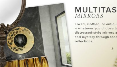 Wall Mirror Designs Find 5 Staggering Wall Mirror Designs in this Exhilarating Moodboard featured 5 409x237