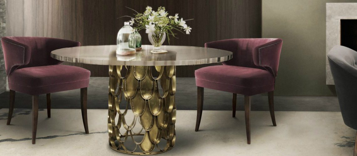 Be Inspired by the Modern and Rich Textures of the Cassis Color