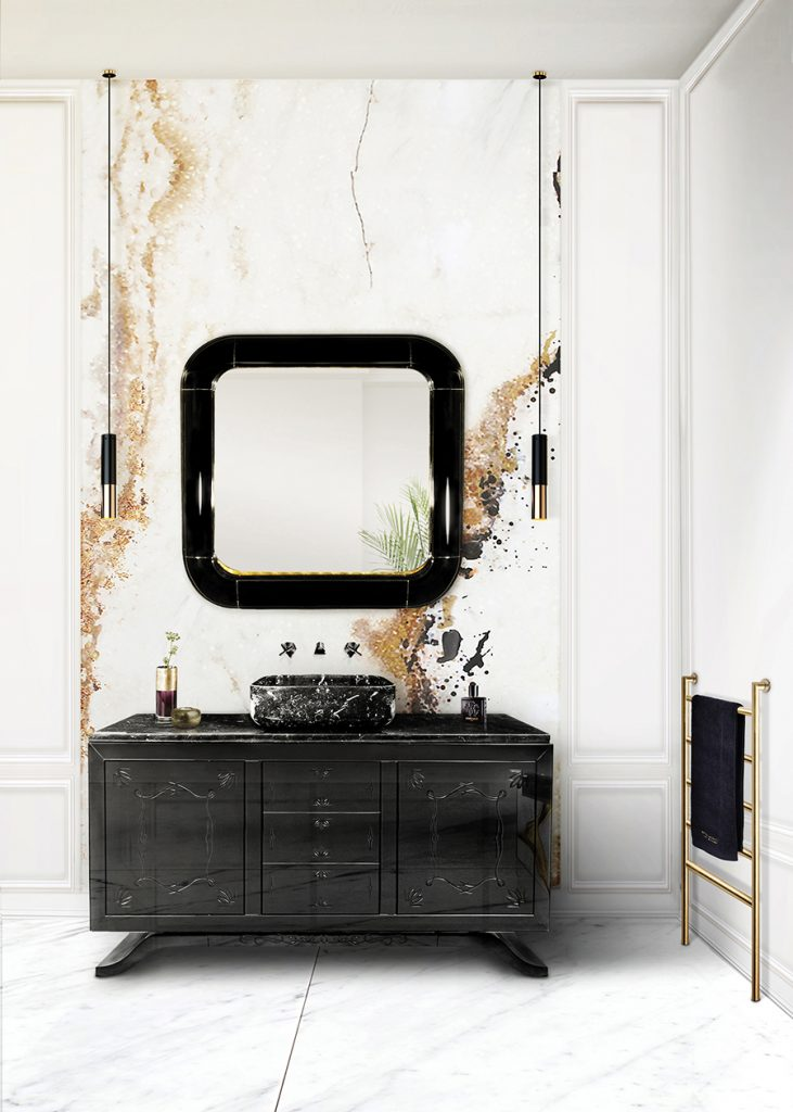 matte black How To Use Matte Black In A Luxury Decor How To Use Matte Black In A Luxury Decor 3