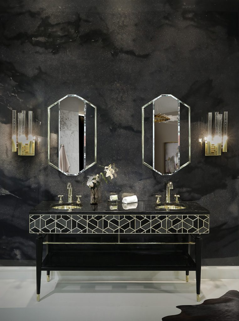 matte black How To Use Matte Black In A Luxury Decor How To Use Matte Black In A Luxury Decor 5