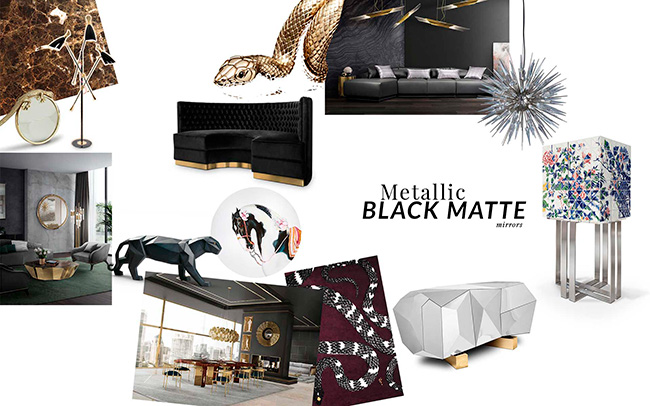 How To Use Metallic Black Matte In A Luxury Decor metallic black matte How To Use Metallic Black Matte In A Luxury Decor How To Use Metallic Black Matte In A Luxury Decor 1