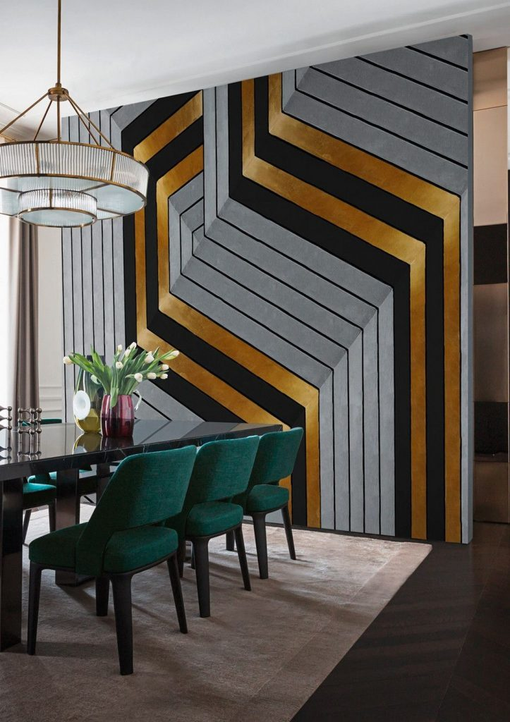 Interior Design Trends 2019 - Decor with Geometric Patterns 3 interior design trends Interior Design Trends – Decor with Geometric Patterns Interior Design Trends 2019 Decor with Geometric Patterns 3