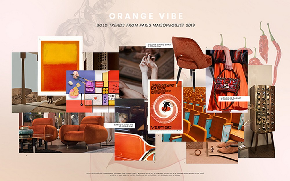 Know How the Orange Color Will Make a Bold Statement in 2019 7 color trends Color Trends 2019: Orange Will Make a Bold Statement in the Industry Know How the Orange Color Will Make a Bold Statement in 2019 7