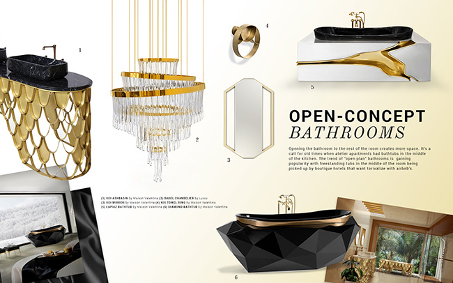 Open Concept Bathroom Is The New Trend You Will Want To Follow open concept bathroom Open Concept Bathroom Is The New Trend You Will Want To Follow Open Concept Bathrooms Is The New Trend You Will Want To Follow 1