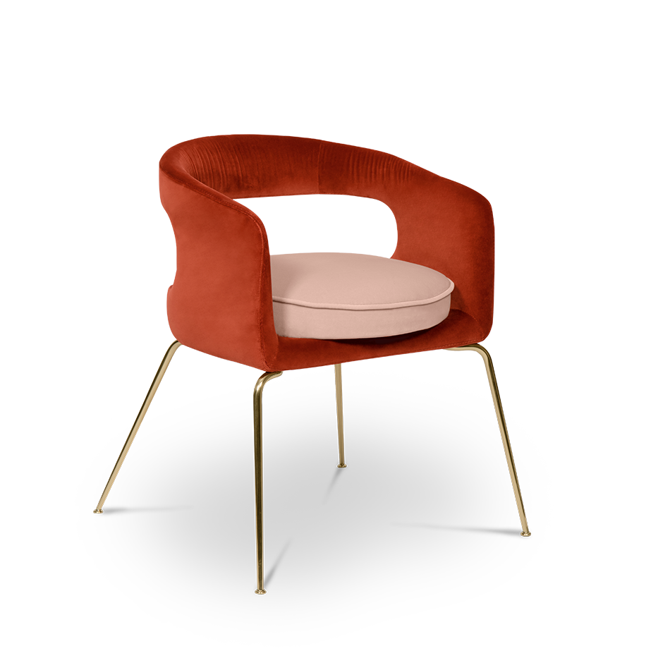 [object object] Interior Design Trend: Mid-Century Modern Style ellen dining chair 1