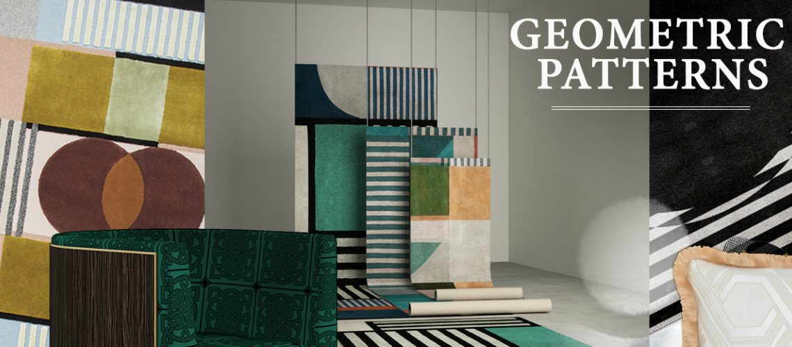 interior design trends Interior Design Trends 2019 – Decor with Geometric Patterns featured 1140x500