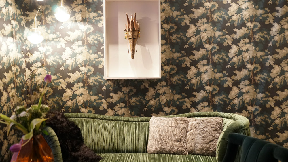 floral patterns Design Trends From Milan Design Week 2019: Floral Patterns Design Trends From Milan Design Week 2019 Floral Patterns 4