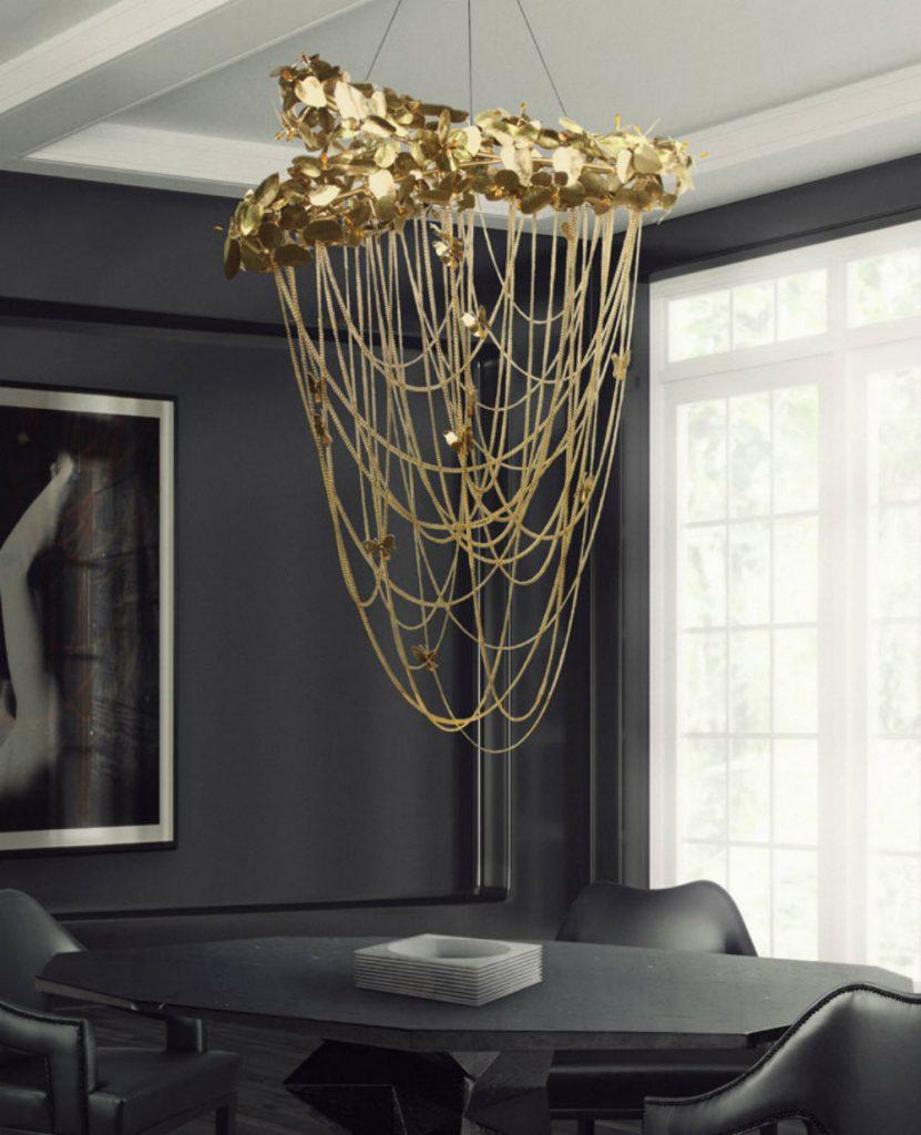 Interior Design Trends: Decor With Mix Metals mix metals Interior Design Trends: Decor With Mix Metals Interior Design Trends Decor With Mix Metals 4