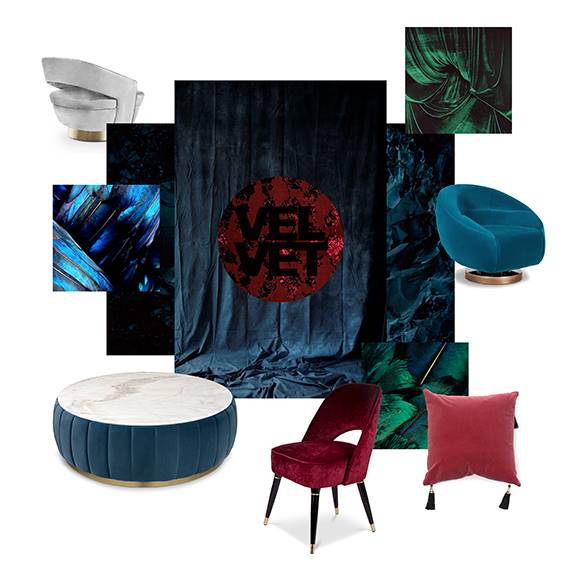Learn The Best Ways To Introduce Velvet Into Your Home Decor velvet Learn The Best Ways To Introduce Velvet Into Your Home Decor Learn The Best Ways To Introduce Velvet Into Your Home Decor 1