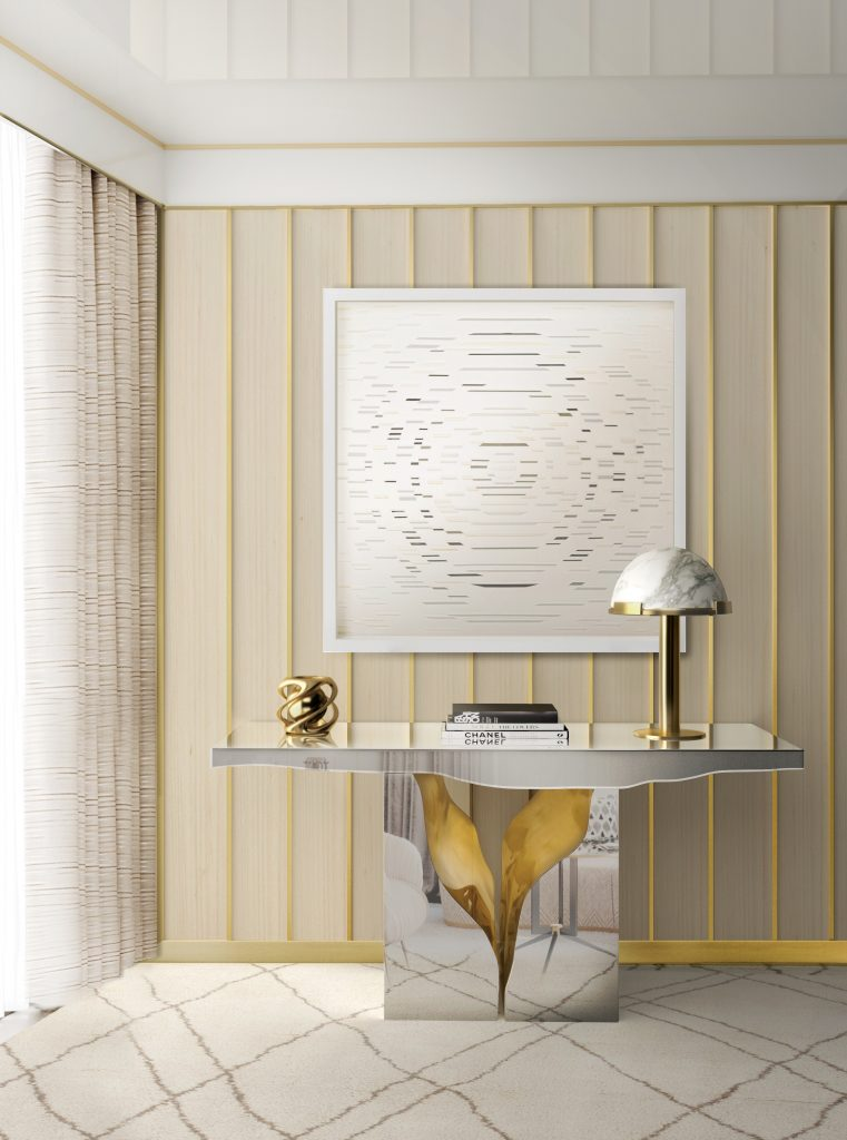 Metals: A Shining Design Trend For Your Entryway metals Metals: A Shining Design Trend For Your Entryway Metals A Shining Design Trend For Your Entryway 1