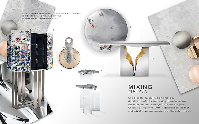 metals Metals: A Shining Design Trend For Your Entryway Metals A Shining Design Trend For Your Entryway