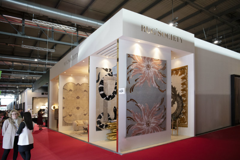 rug'society salone del mobile 2019 Salone Del Mobile 2019: The Highlights  Salone Del Mobile 2019 The Highlights 13