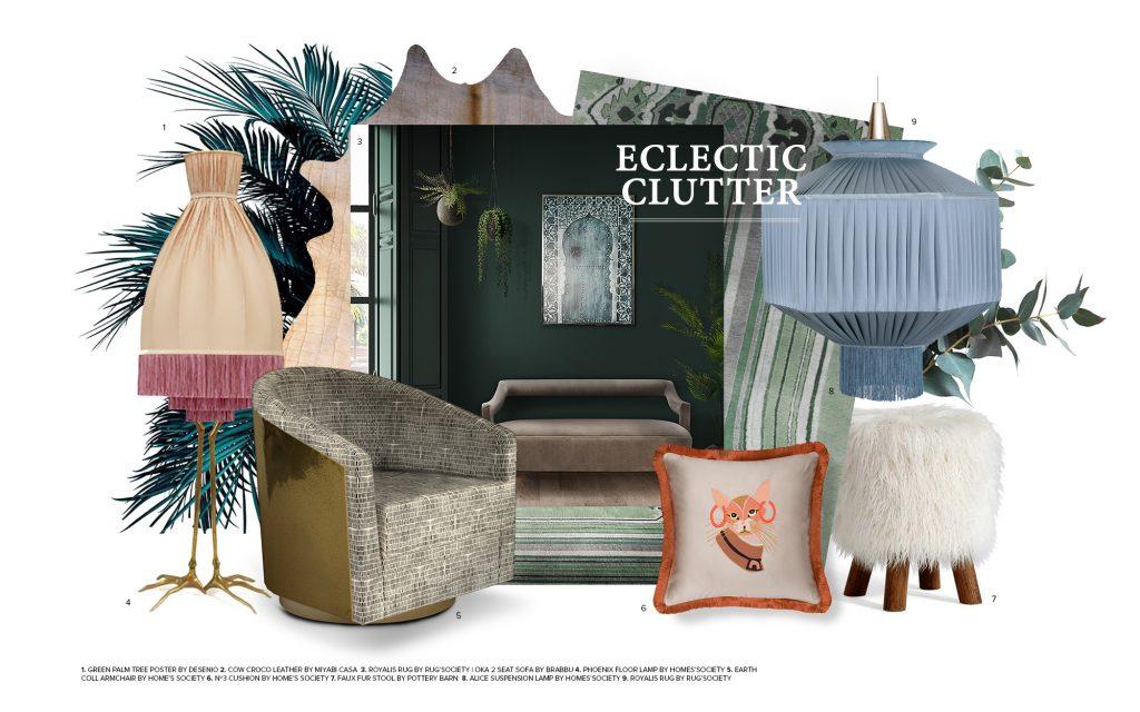 Spring Summer Interior Design Inspirations: Eclectic Clutter eclectic clutter Spring Summer Interior Design Inspirations: Eclectic Clutter Spring Summer Interior Design Inspirations Eclectic Clutter 1