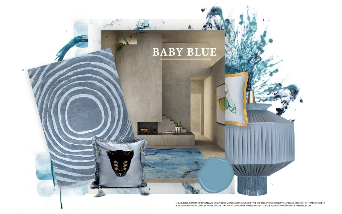 2019 Spring Color Trends: Baby Blue baby blue 2019 Spring Color Trends: Baby Blue 2019 Spring Color Trend Baby Blue 1