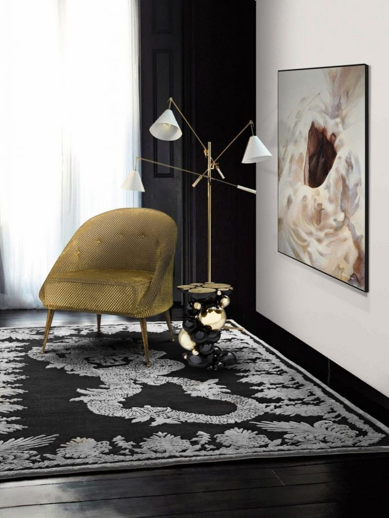 Color Trends 2019: Introduce Black And Gold Into Your Home Decor black and gold Color Trends 2019: Introduce Black And Gold Into Your Home Decor Color Trends 2019 Introduce Black And Gold Into Your Home Decor 13