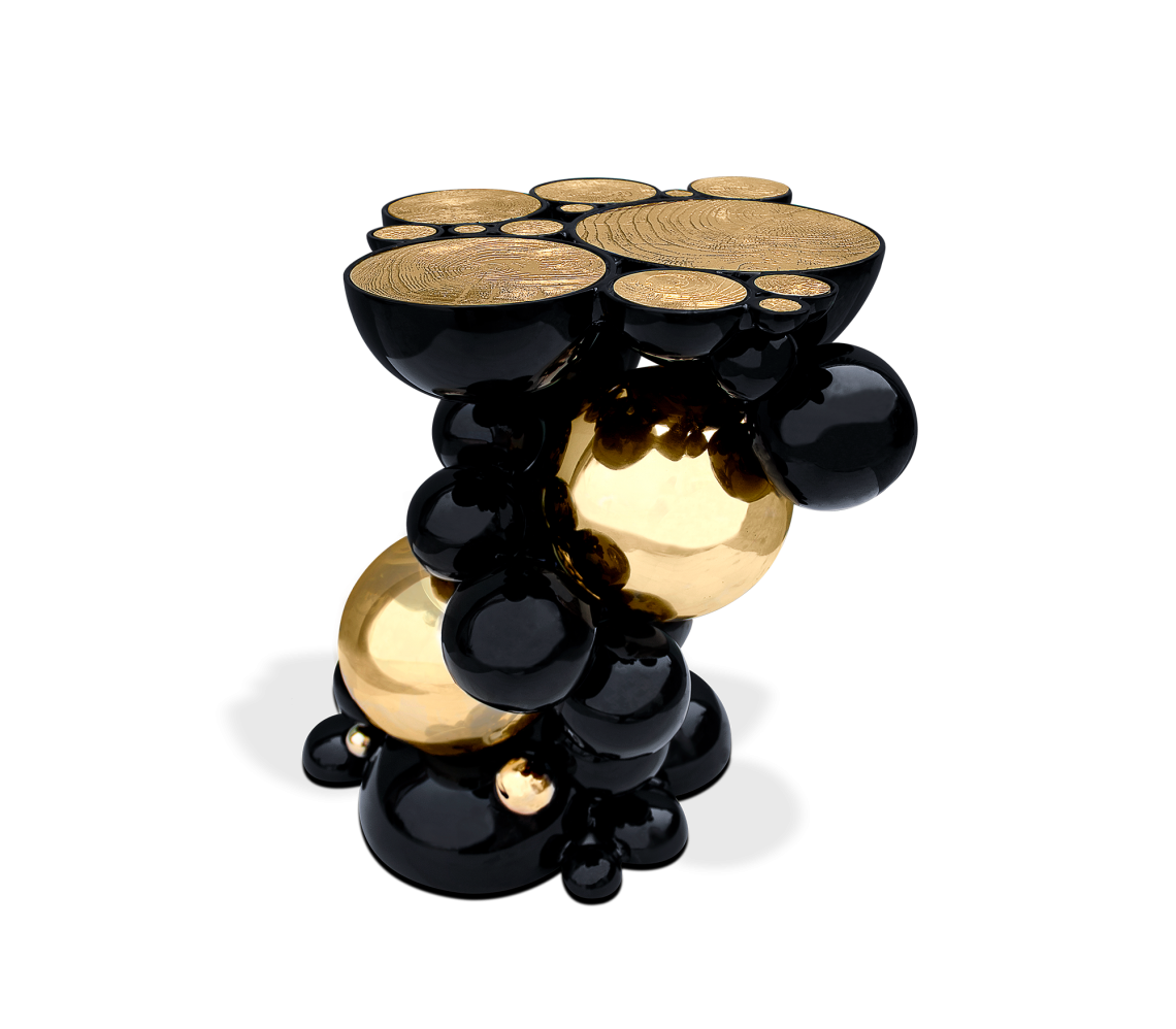 black and gold Color Trends 2019: Introduce Black And Gold Into Your Home Decor Color Trends 2019 Introduce Black And Gold Into Your Home Decor 14