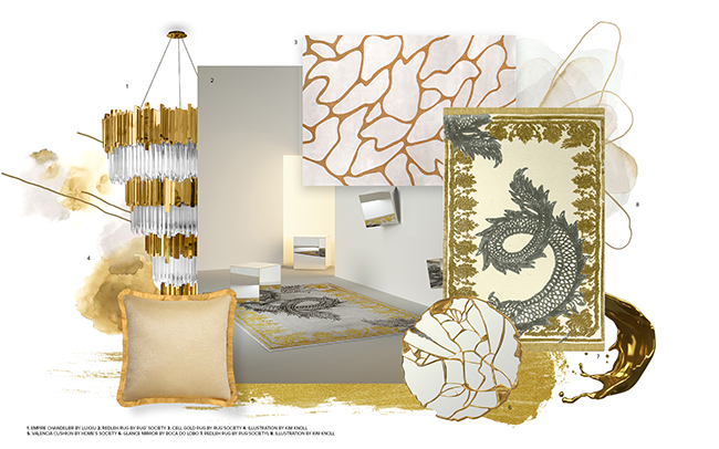 Color Trends 2019: Introduce Gold & White Into Your Home Decor gold & white Color Trends 2019: Introduce Gold & White Into Your Home Decor Color Trends 2019 Introduce Gold White Into Your Home Decor 1