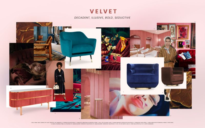 Elevate Your Living Room Decor With Velvet Design Trend velvet Elevate Your Living Room Decor With Velvet Design Trend Elevate Your Living Room Decor With Velvet Design Trend 1 1