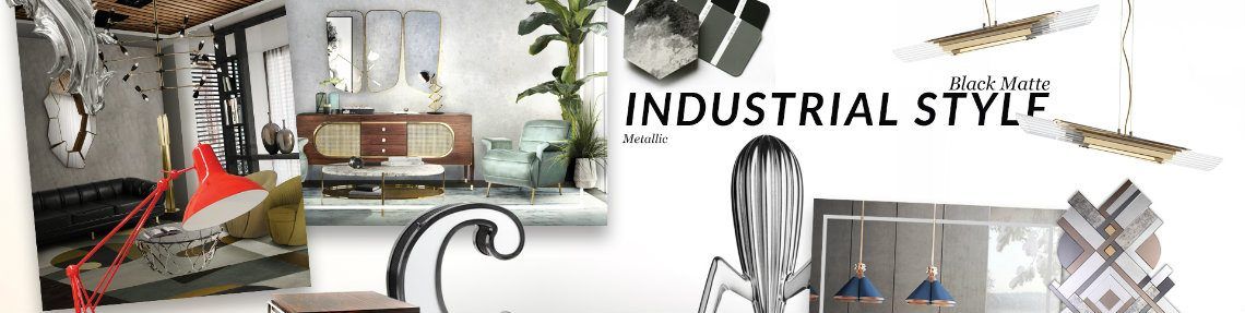 How To Introduce Industrial Style In A Luxury Decor