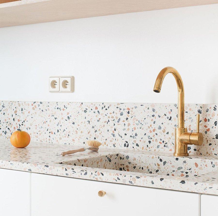 terrazzo Terrazzo Interior Design Trend: How To Get The Look At Your Home Terrazzo Interior Design Trend How To Get The Look At Your Home 6