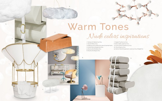 Color Trends 2019: Warm Tones For Your Kids Bedroom  warm tones Color Trends 2019: Warm Tones For Your Kids Bedroom  Color Trends 2019 Warm Tones For Your Kids Bedroom 1
